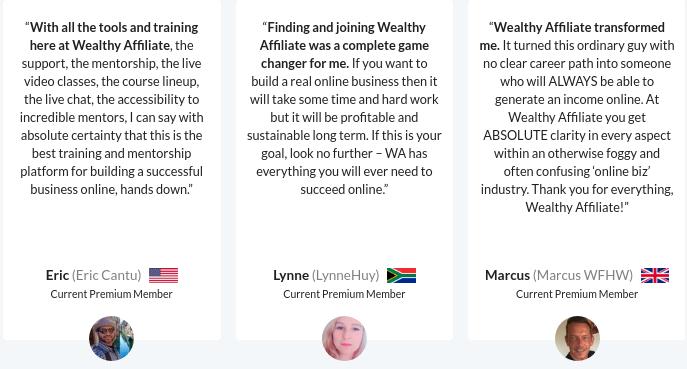 uspjeh wealthy affiliate