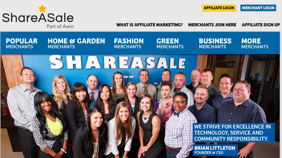 share a sale affiliate program
