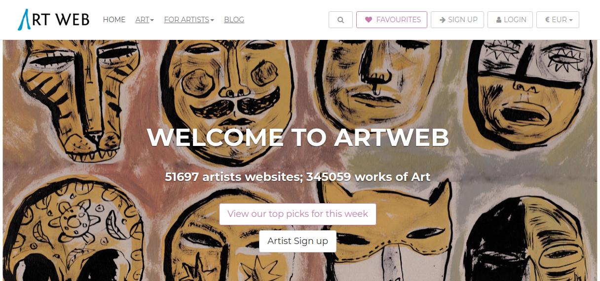 art web prodaja dizajna