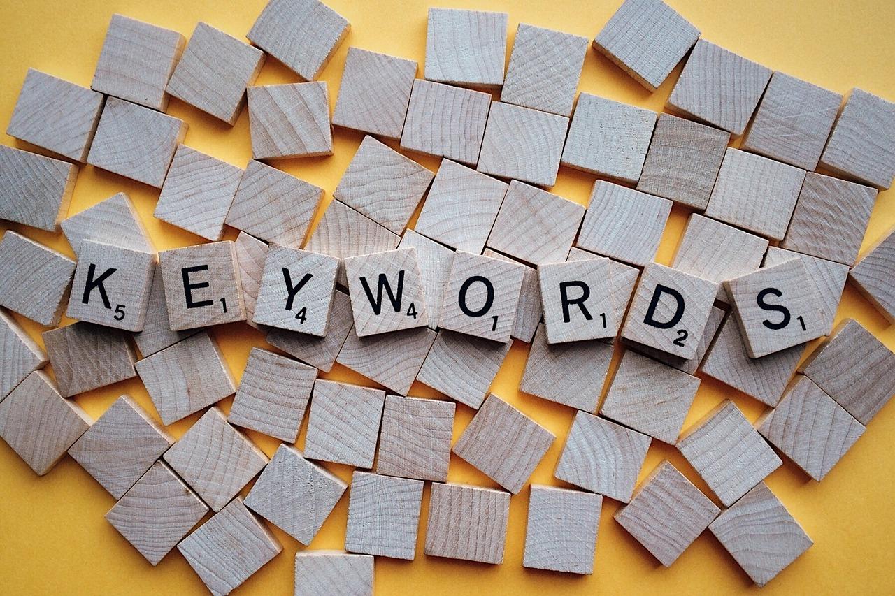 kako odabrati ključne riječi