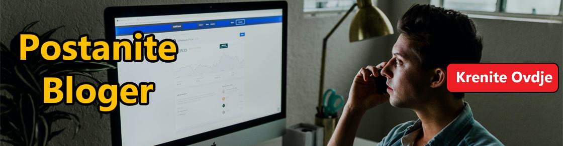 Online zarada, postanite bloger
