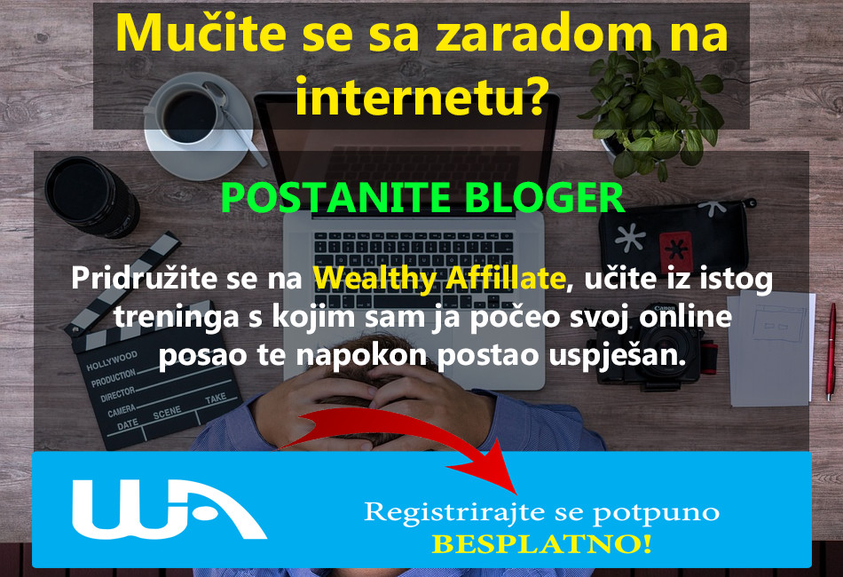 zarada na internetu, blogging, affiliate marketing