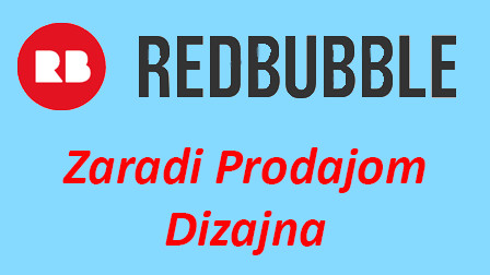 redbubble zarada prodajom dizajna featured
