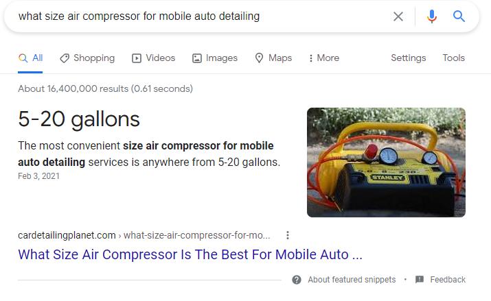 brzo rankiranje na google za teme bez konkurencije