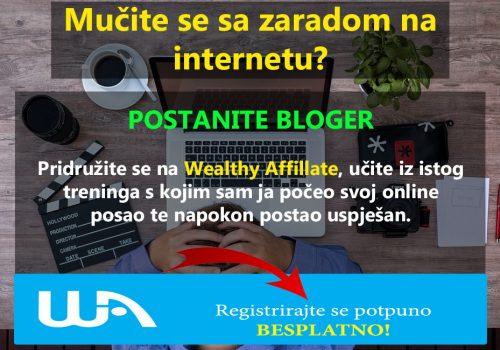 zarada na internetu, blogging, affiliate marketing